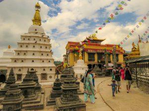 Swayambhu Maha Chaitya